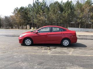 Used 2016 Hyundai Accent SE FWD for sale in Cayuga, ON