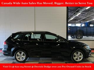 Used 2018 Volkswagen Golf Sportwagen 4Motion, TSi, Back Up Camera for sale in Edmonton, AB