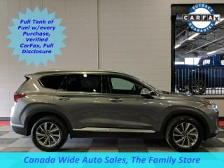 Used 2019 Hyundai Santa Fe AWD,Preffered Package, Back Up Camera, Heated Seats for sale in Edmonton, AB