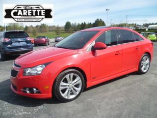 Used 2014 Chevrolet Cruze Lt Rs Cuir-Toit for sale in East broughton, QC