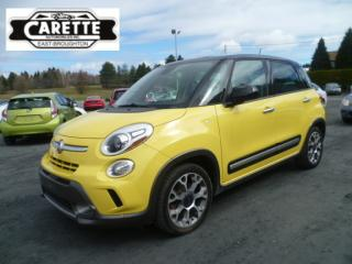 Used 2014 Fiat 500 L Trekking for sale in East broughton, QC