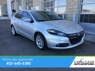 Used 2013 Dodge Dart SXT/Rallye for sale in Calgary, AB