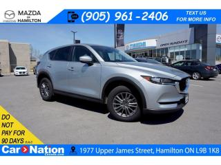 Used 2018 Mazda CX-5 GS | LEATHERETTE |  SUNROOF | REAR CAM for sale in Hamilton, ON