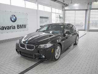 Used 2016 BMW 528 i xDrive for sale in Edmonton, AB