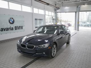 Used 2014 BMW 320i xDrive Sedan Sport Line for sale in Edmonton, AB
