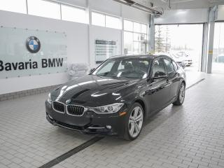 Used 2014 BMW 328i xDrive Sedan Sport Line for sale in Edmonton, AB