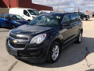 Used 2013 Chevrolet Equinox LS for sale in Winnipeg, MB