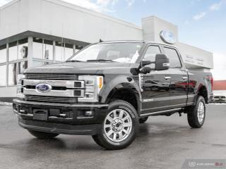 New 2019 Ford F-350 Super Duty for sale in Winnipeg, MB