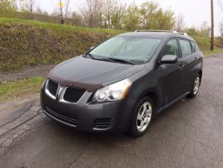 Used 2009 Pontiac Vibe Familiale 4 portes à traction avant for sale in Quebec, QC