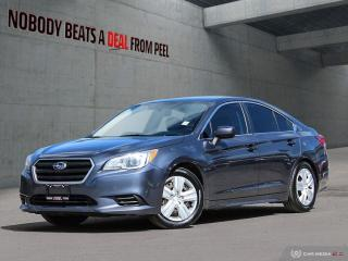Used 2015 Subaru Legacy 2.5i*Bluetooth*AWD*NO Accidents*Clean for sale in Mississauga, ON
