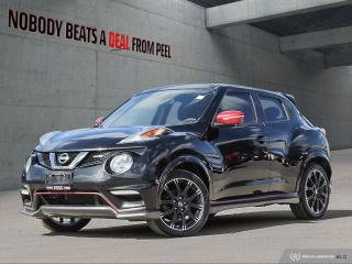 Used 2017 Nissan Juke Nismo*Leather*NO Accident*Rockford Fosgate for sale in Mississauga, ON