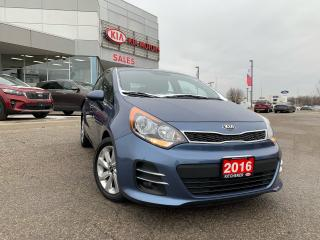 Used 2016 Kia Rio (5) EX for sale in Kitchener, ON