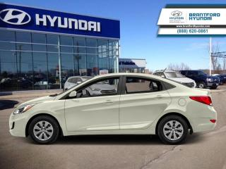 Used 2016 Hyundai Accent SE | ONE-OWNER | SUNROOF | ALLOYS | BLUETOOTH | HTD SEATS  - $103.90 B/W for sale in Brantford, ON