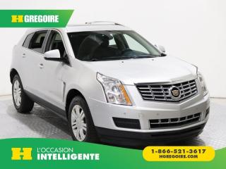 Used 2014 Cadillac SRX LUXURY A/C CUIR TOIT for sale in St-Léonard, QC
