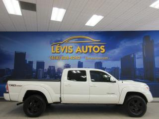 Used 2015 Toyota Tacoma Trd Sport V-6 4x4 for sale in Lévis, QC