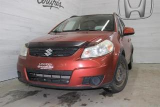 Used 2009 Suzuki SX4 JX AWD for sale in Blainville, QC