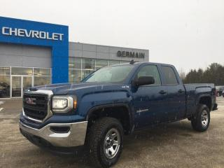 Used 2017 GMC Sierra 1500 for sale in St-Raymond, QC