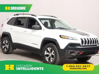 Used 2016 Jeep Cherokee AWD for sale in St-Léonard, QC