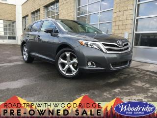 Used 2016 Toyota Venza V6 for sale in Calgary, AB