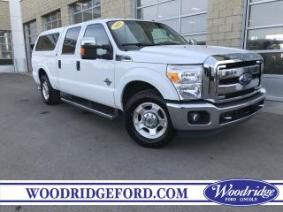 Used 2011 Ford F-350 XLT 6.7L DIESEL, XTR PLUS, CLOTH SEATS, REMOTE START, BACK UP CAMERA, NO ACCIDENTS. for sale in Calgary, AB