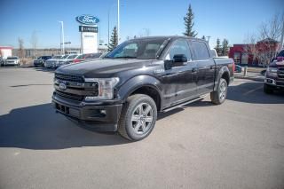 New 2019 Ford F-150 Lariat for sale in Okotoks, AB