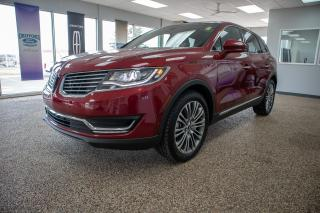 Used 2016 Lincoln MKX Reserve 3.7L V6, Adaptive Cruise, 360 Camera, Revel 1 Audio and more. for sale in Okotoks, AB