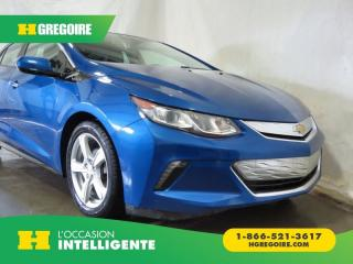 Used 2017 Chevrolet Volt Premier for sale in St-Léonard, QC