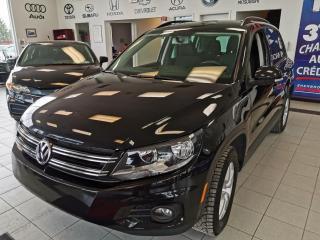 Used 2014 Volkswagen Tiguan Comfortline / CRUISE / MIROIR ELECTRIQUE for sale in Sherbrooke, QC