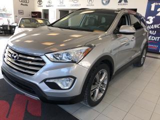 Used 2013 Hyundai Santa Fe LTD for sale in Sherbrooke, QC