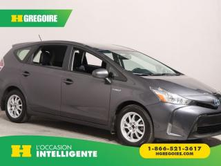 Used 2015 Toyota Prius 5DR HB A/C CUIR for sale in St-Léonard, QC