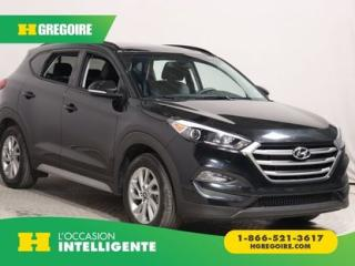 Used 2018 Hyundai Tucson LUXURY AWD A/C CUIR for sale in St-Léonard, QC