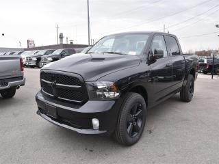 New 2019 RAM 1500 Classic ST NIGHT EDITION WHEEL & SOUND GRP LED BED LIGHT for sale in Concord, ON