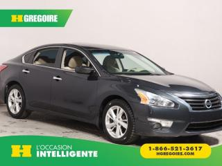 Used 2013 Nissan Altima 2.5 SV A/C TOIT for sale in St-Léonard, QC