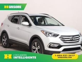 Used 2018 Hyundai Santa Fe 2.4L AWD GR ELECT for sale in St-Léonard, QC