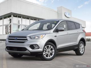 New 2019 Ford Escape SE FWD for sale in Winnipeg, MB