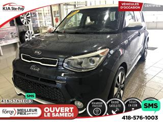 Used 2014 Kia Soul Deux Tons Bouton for sale in Québec, QC