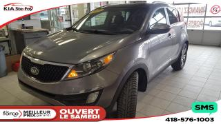 Used 2016 Kia Sportage EX Luxury AWD for sale in Québec, QC