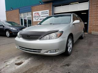 Used 2004 Toyota Camry LE for sale in St-Eustache, QC