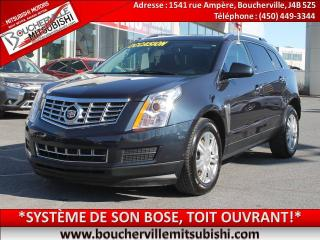 Used 2015 Cadillac SRX Luxury 4x4, Cuir for sale in Boucherville, QC