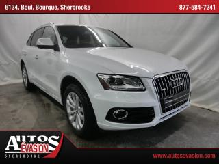 Used 2013 Audi Q5 for sale in Sherbrooke, QC