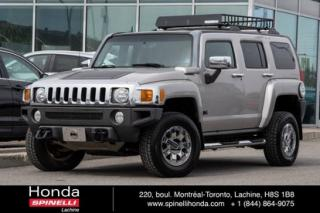 Used 2006 Hummer H3 Awd Cuir Toit Awd for sale in Lachine, QC