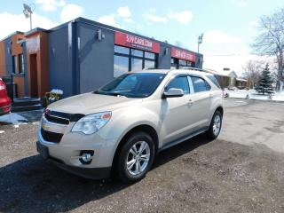 Used 2011 Chevrolet Equinox | 2LT | Leather | Moonroof | 2 Sets of Tires for sale in St. Thomas, ON