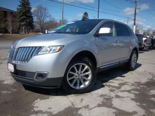 Used 2011 Lincoln MKX for sale in Whitby, ON