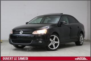 Used 2013 Volkswagen Jetta 2.0 TDI Highline for sale in Montréal, QC