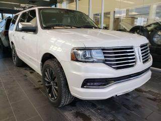 Used 2015 Lincoln Navigator HEATED/VENTED SEATS, NAVI, SUNROOF, REAR VIEW CAMERA for sale in Edmonton, AB