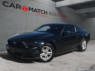 Used 2014 Ford Mustang V6 / 6-SPD / NEW TIRES / NO ACCIDENTS for sale in Cambridge, ON
