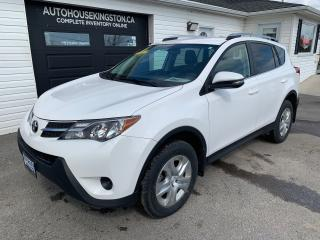 Used 2015 Toyota RAV4 LE for sale in Kingston, ON