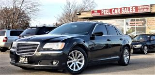 Used 2014 Chrysler 300 PREIMUM  LEATHER  NAVI  CAMERA  ALLOYS  CERTIFIED. for sale in Guelph, ON