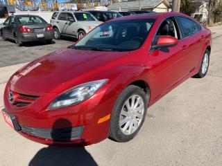 Used 2011 Mazda MAZDA6 for sale in Hamilton, ON