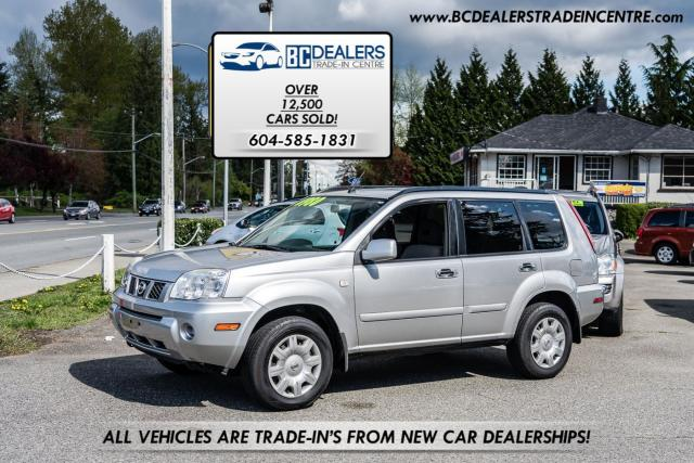 2006 Nissan X-Trail XE AWD, Local, No Accidents, 176k, Clean!